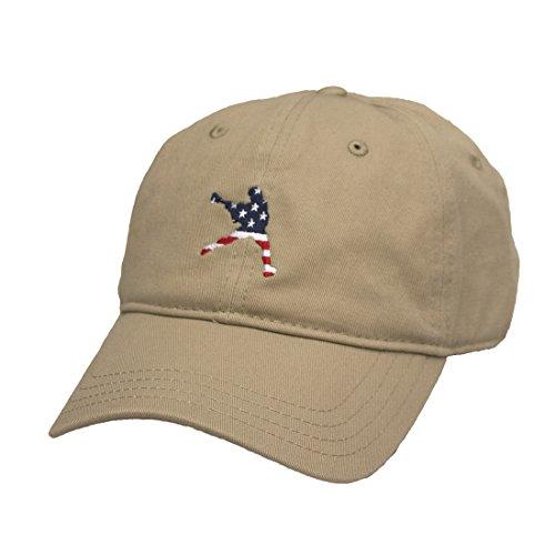 Lacrosse Unlimited All American Hat by Lacrosse Unlimited