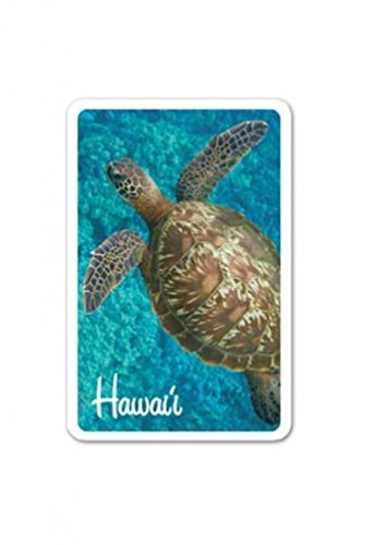 Honu Playing Cards by Welcome to the Islands