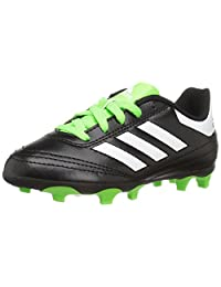 adidas Kids' Goletto VI Firm Ground Soccer Shoes