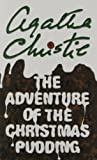 Book cover for The Adventure of the Christmas Pudding