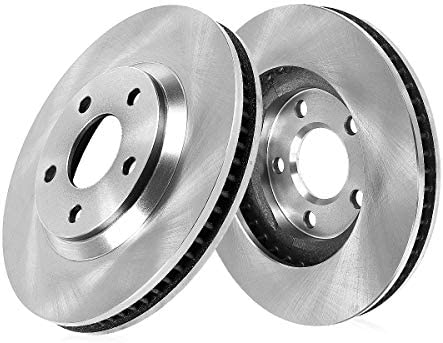 Front 297 mm Brake Disc Rotors And Metallic Pads For 300M CONCORDE INTREPID