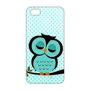 Evil-Store Lovely little owl 3D Phone Case for iPhone 5s
