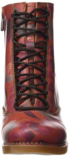 Orange 927 Art Harlem Women's Fantasy Ankle Boots Petalo qfSwI4f0