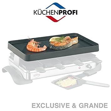 Küchenprofi Ersatz Grillplatte Für Raclette Grande U0026 Exclusive
