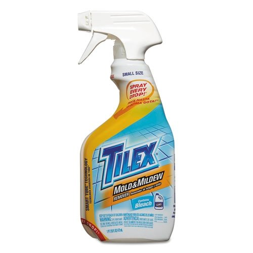Tilex 01100 Mold and Mildew Remover, 16 Ounce, 1 Bottle (Tile Cleaner Shower)