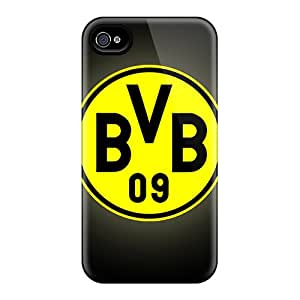 TanyaCulver Iphone 6 Shock Absorption Hard Cell-phone Case Unique Design Colorful Borussia Dortmund Pictures [gRG6015assQ]