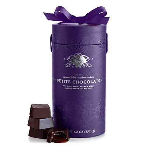 Vosges Haut-Chocolat Collection of Dark Chocolate Caramel Bonbons, 4.8 oz