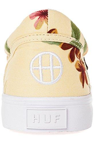 Zapatos Zapatos Ivory Genuine Huf Huf Floral 5rqYr80n