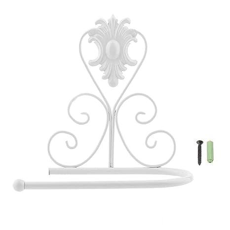 Soporte de Papel de diseño clásico de Hierro clásico Toalla ...
