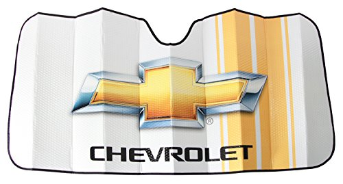 Plasticolor 003706R01 Chevy Multi-Color Windshield - Windshield Camaro