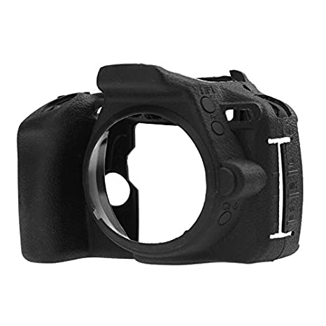 Amazon.com: Profesional seguro cámara de silicona Carcasa ...