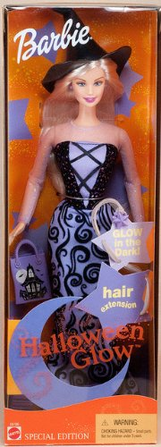 Halloween Glow Barbie Doll Special Edition