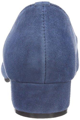 Hirschkogel Dames 3002723 Pompen Blauw (jeans 274)