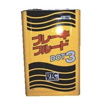 JX日鉱日石TL ブレーキオイル 18L/DOT-3 B00Z6EGTK0