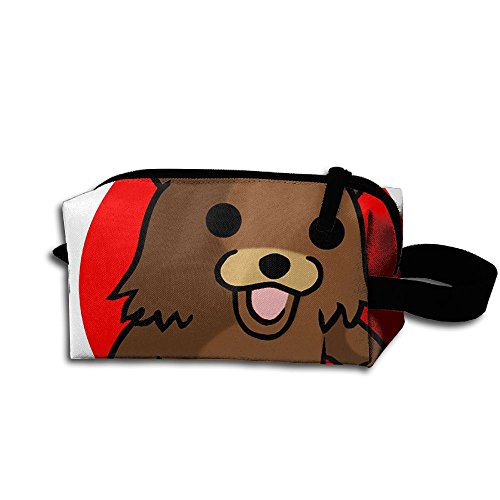 Bear Hugs Unisex Toiletry Bag Small Storage Organizer Case Handag (Bear Grylls Halloween Costume)