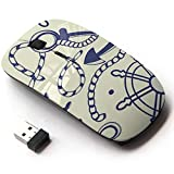 Best Anchor Gaming PCs - Ergonomic Optical 2.4G Wireless Mouse - Marine Anchor Review