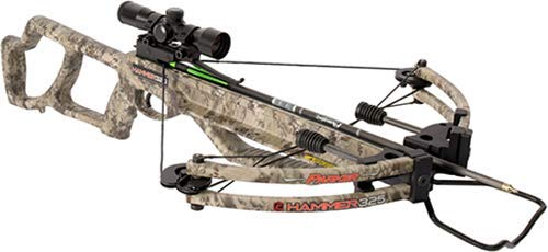 Parker Hammer 325 Crossbow Package w/Multi Reticle Scope (Package Parker Crossbow)