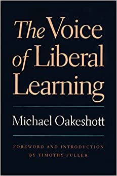 Voice Of Liberal Learning Descargar ebooks PDF