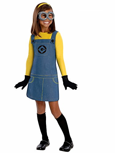 Rubie's Despicable Me 2 Deluxe Female Minion Costume, Small for $<!--$9.99-->