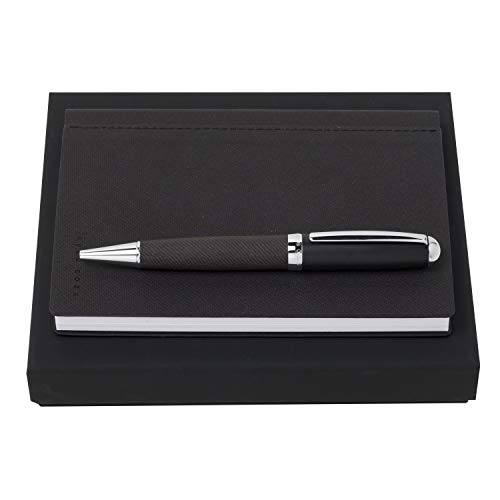 - Advance Fabric A6 Notebook and Matching Pen Set