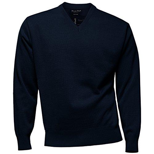Franco Ponti - Pull - Homme 50% Merino Wool 50% Acrylic