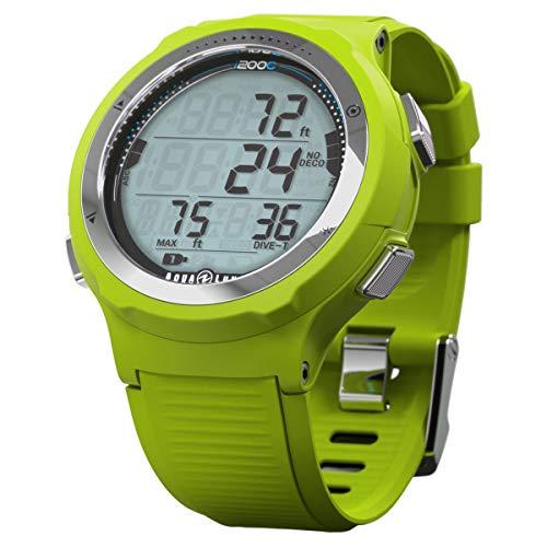 Aqua Lung i200 Wrist Computer Lime