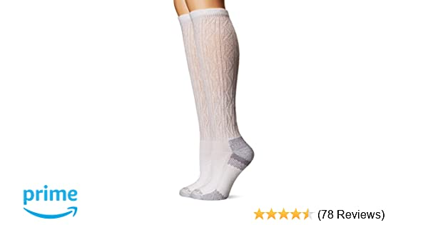 252f256b8 Dr. Scholl s Women s Advanced Relief 2-Pair Knee High Socks