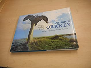 book cover of Portrait of Orkney
