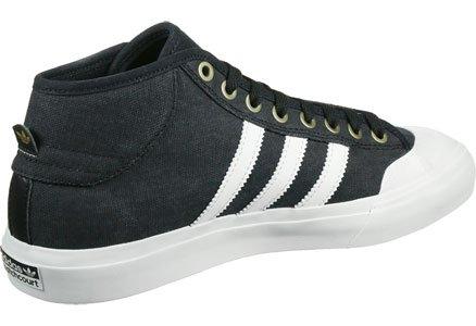 adidas MATCHCOURT MID - Zapatillas deportivas para Hombre, Negro - (NEGBAS/BALCRI/DORMET) 48