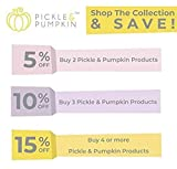 Pickle & Pumpkin Mini Crib Sheets Set