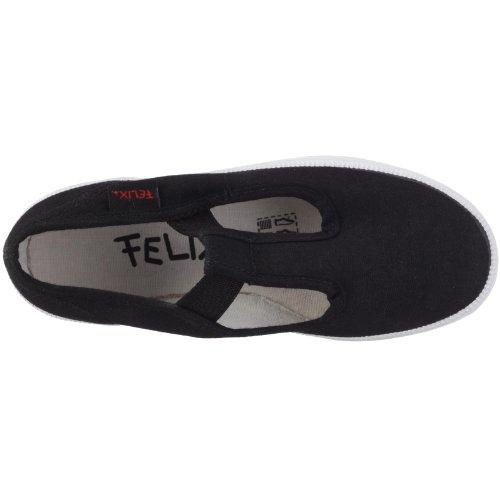 Felix, der Hase Felix Der Hase Pedro 75 - Zapatillas sin cordones Negro (Schwarz (schwarz 1))