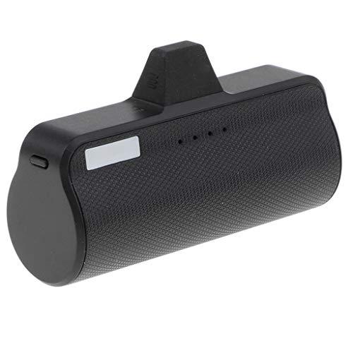 Homyl 1x Cargador sin Cables Inalàmbrico Conecta con Móvil Inteligente Smartphone - Negro