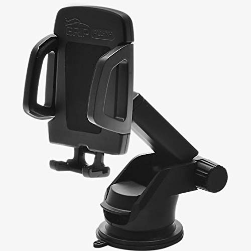 (Grip All-in-1 (6PC) Car Air Vent, Windshield, Dashboard, CD Slot Mount Stand For iPhone, Galaxy, Universal, Mobile Phone Holder )