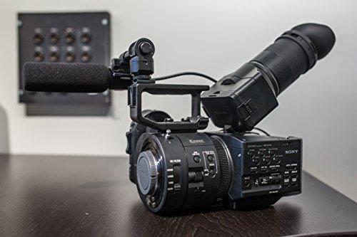Sony NEX-FS700RH 4K Sensor High Speed RAW NXCAM Super35 Camcorder with 18-200mm Power Zoom Lens, 8.3MP HD, 3.5'' LCD Screen, 2 XLR/HDMI & 3G/HD-SDI by Sony