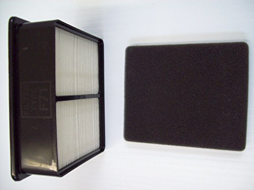 Dirt Devil UD-70115 Upright Type F-71 Hepa Filter With Foam Part # 440002674 (Type Dirt Devil Replacement)