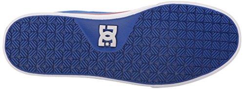 DC hombres deportes de acción Anvil Shoe Azul/Rojo/Blanco