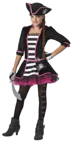 Calif (Cute Pirate Costumes For Girls)