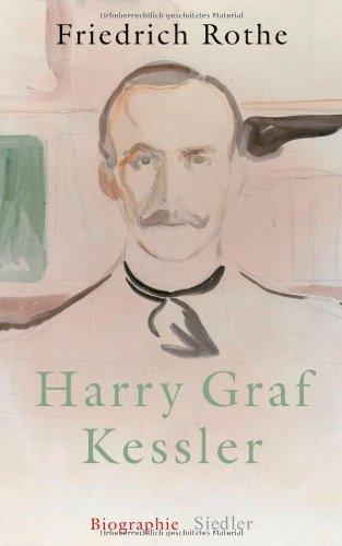 Harry Graf Kessler: Biographie