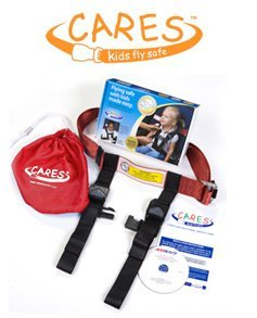 CARES Harness In-Flight Airplane Child Restraint by CARES (Image #1)