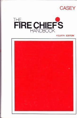 The Fire Chief's Handbook