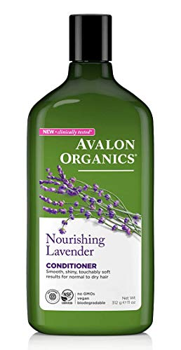 Avalon Organics Nourishing Conditioner - Lavender - 11 oz - 2 ()
