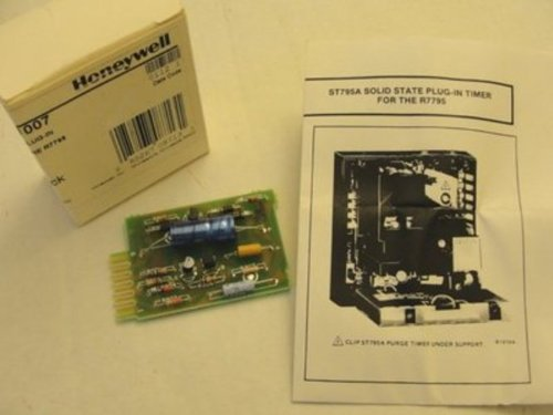 5A1007 Prepurge Timer for R7795 Control Systems (Prepurge Timer)
