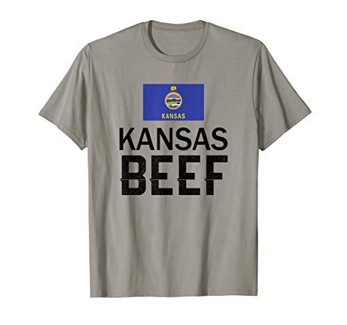 Kansas Cattle Rancher Shirt Beef Farmer