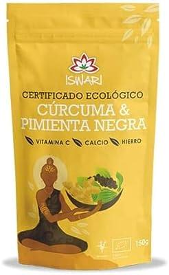 Cúrcuma & Pimienta negra: Amazon.es: Salud y cuidado personal