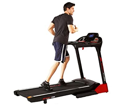 Smooth Fitness 7.35 Folding Treadmill