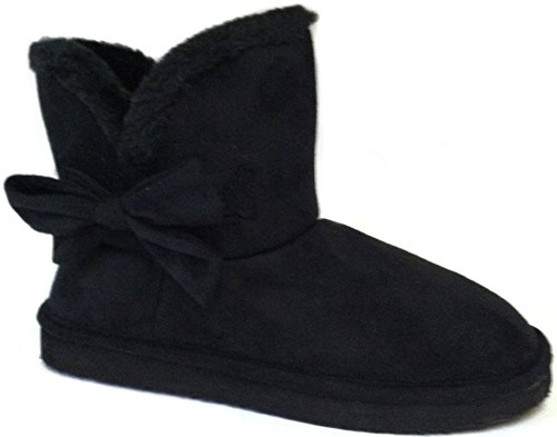 Soda ''Lovely Womens Shoes Ankle Boots BLACK (10) by Soda