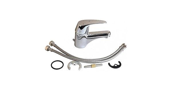 Ramon soler - Mezclador lavabo VULCANO ENERGY - : 251223: Amazon.es: Bricolaje y herramientas