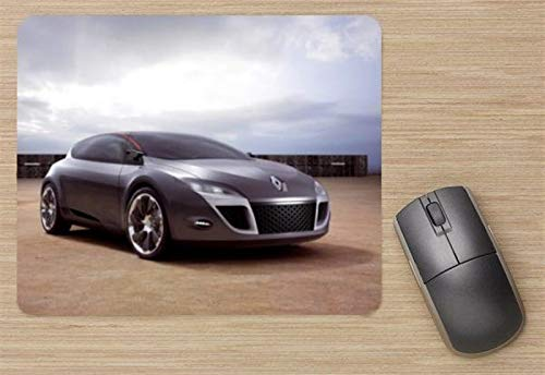 Renault Megane Coupe Concept 2008 Mouse Pad, Printed Mousepad ()