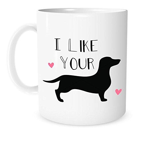 Funny Mug - I Like Your Weiner - 11 OZ Coffee or Tea Mugs - Funny Inspirational and Sarcasm – By The Coffee Corner TM …