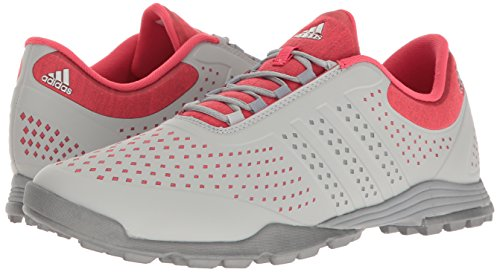 Pictures of adidas Women's Adipure Sport Golf Shoe Q44741 Pink 4
